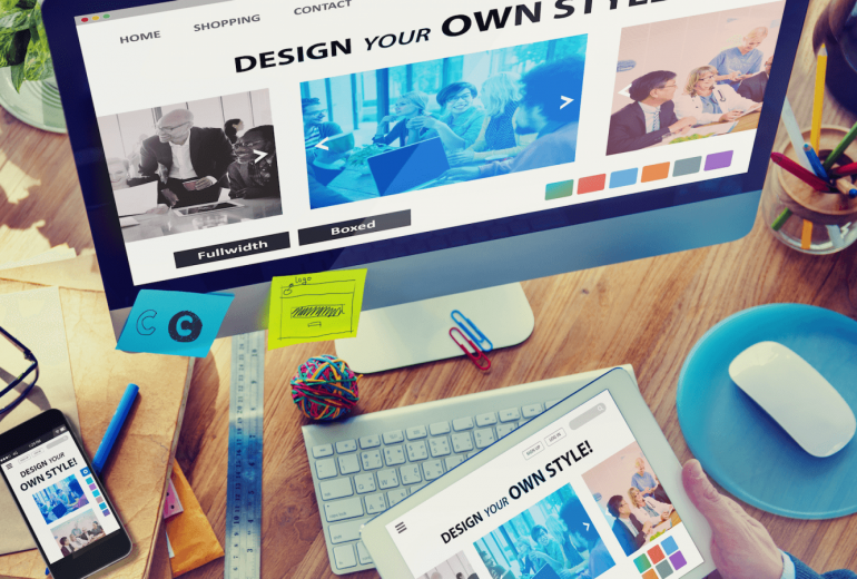 Ecommerce Website Design Norwich
